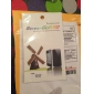 Clear Front and Back Screen Protector with Cleaning Cloth for iPhone 5
