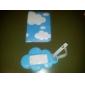 Viagem Etiqueta para Mala Acessório de Bagagem Plástico