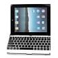 Ultra-slimmat Trådlöst Bluetooth-tangentbord i Aluminium för iPad 2 och Dena iPad