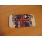 아이폰 4와 4S (멀티 컬러)를위한 새로운 디자인 하드 케이스