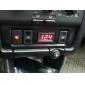 4.0 30V 디지털 붉은 색 미나는 자동 차 트럭 전압계을 주도