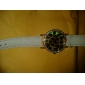 Women's Leopard Design PU Analog Quartz Wrist Watch (Assorted Colors)