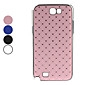 Dots Pattern PU Leather Case with Card Slot for Samsung Galaxy Note 2 N7100 (Assorted Colors)