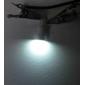 t5 3528 SMD 0.12w 10ma 5500-6500k 12V LED blanche de voiture ampoule paire