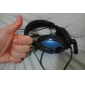 Danyin DT-2102 Headphone 3.5mm Over Ear with Microphone Ergonomic Stereo Gaming and Skype for Computer