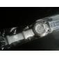 Женские аналоговые кварцевые часы 2430 (белые)