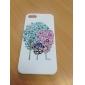 arbre cas dur de modèle avec le diamant d'imitation pour iphone 5/5s