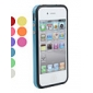 Pára-Choques Silicone para iPhone 4 e 4S (cores sortidas)