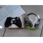 Защитный силиконовый чехол для Xbox 360 контроллер (черный)