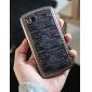 HTC 감각을위한 전기 도금 보호 케이스 (실버 회색)을 빛나는