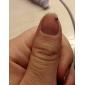 1200 Nail Art Rhinestone Glitter Tip Mix Gem Wheel