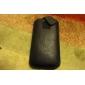 светом поверхности защитный кожаный чехол для iphone 5/5s