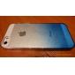 chuva o caso duro da superfície para o iphone 5/5s (cores sortidas)