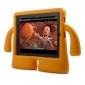 Estuche de Caricatura con Soporte para el iPad 2 y el Nuevo iPad