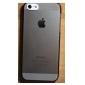 luz o caso duro da superfície para o iphone 5/5s (cores sortidas)