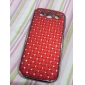 Starry Sky Pattern Hard Case with Diamond for Samsung Galaxy S3 I9300 (Assorted Colors)