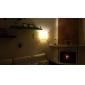 7W E26/E27 LED лампы в форме свечи C35 120 SMD 3528 630 lm Тёплый белый / Холодный белый AC 220-240 V