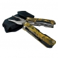 Stainless Steel Camouflage Pattern Folding Multi-Function Pincers