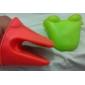 Прихватка для духовки, силиконовая (разные цвета)