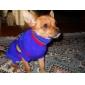 Стильный свитер для собак (XS-XL, случайный цвет)