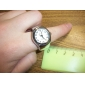 Women's Stylish Alloy Analog Quartz Ring Watch (Silver) Cool Watches Unique Watches