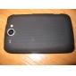 nette nette étui de protection pour téléphone portable HTC Wildfire (noir)