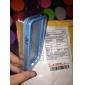 Para Funda iPhone 5 Transparente Funda Acolchada Funda Un Color Dura Policarbonato iPhone SE/5s/5