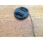 55mm linsskydd med hållare koppel rem