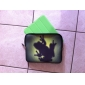 "Alien Frosch Neopren Laptop-Hülle für 10-15 ""iPad MacBook Acer Dell HP Samsung"