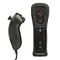 -in- MotionPlus fjernbetjening and Nunchuk + etui for Wii/Wii U (sort)