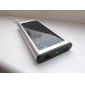 Solar USB AC Power Portable Charger for Cellphone/PDA/MP3/MP4-Silver