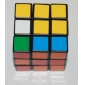 Smooth Speed Cube 3*3*3 Magic Cube Black Plastic
