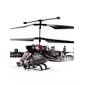 Helicóptero a Control Remoto de Combate con Gyro de 4 Canales IR