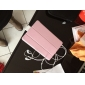 Folded Design PU Leather Case w/ Stand for iPad mini 3, iPad mini 2, iPad mini (Assorted Colors)
