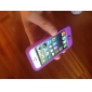 Feijões do chocolate estojo para iphone 5/5s (cores sortidas)