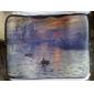 """peintures de Monet cas en Néoprène pour 10-15 """"ordinateur portable"""