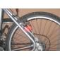 Luci bici , luci della rotella / luci tappo della valvola lampeggianti / Luci bici - 1 Modo Lumens batterie / AG10 Batteria