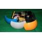 3 цветовых выдвижная вспышка диффузор для Sony DSLR SLR (разных цветов)