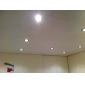 3W GU10 Lâmpadas de Foco de LED MR16 60 SMD 3528 240 lm Branco Quente AC 220-240 V