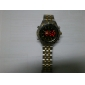 unissex analógico - digitais relógios de pulso de quartzo (multi-colorida)
