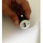 Mini chargeur de voiture pour iPhone 5 (couleurs assorties)