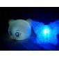 Cute Panda Shaped Красочный светодиодные лампы ночь (3xLR44)
