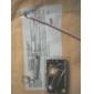 Lápis Caneta Lápis Caneta,Borracha Barril Preto cores de tinta For material escolar Material de escritório Pack of 1