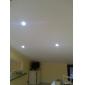 Lampadina LED,luce bianca/calda GU10 5W 450-500LM 5500-6500K (85-265V)