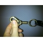 Kirksite Keychain with Spring