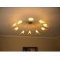 4W G9 LED Corn Lights T 27 SMD 5050 300 lm Warm White AC 220-240 V