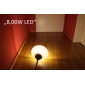 E26/E27 8 W 7 High Power LED 640 LM Warm White A Globe Bulbs AC 220-240 V