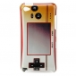 Protective Gamepad Pattern Case for iPod Touch 4