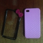 Knitting Style Hard Case for iPhone 4 and 4S (Assorted Colors)
