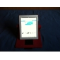 Estuche de 4 Pliegues con Soporte para el Nuevo iPad e iPad 2 - Colores Surtidos